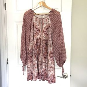 Free People Oksana Mini Dress 10